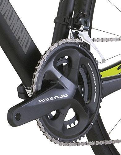 Diamondback Bicycles Carbon Endurance Road 60cm/XX-Large, Black