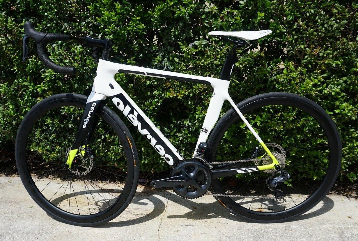 Cervelo S3 Shimano Di2 8050 Ultegra 54cmEagle Carbon wheels
