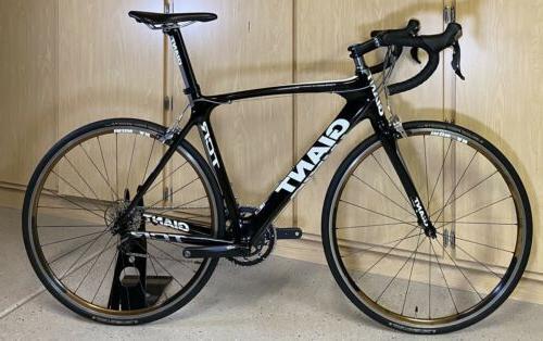 CLEAN! Giant TCR Advanced Carbon Shimano Bike Size