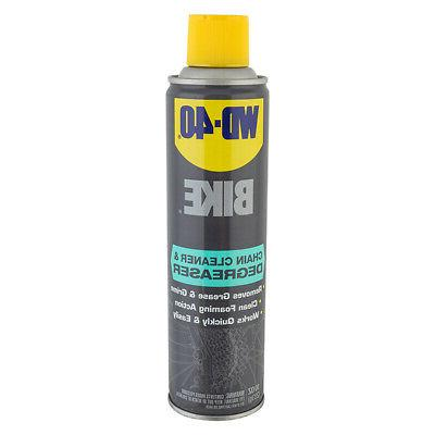 cleaner wd40 chain degreaser