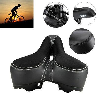 Comfort Gel Wide Big Bum Mountain Road Bike Bicycle Sporty S