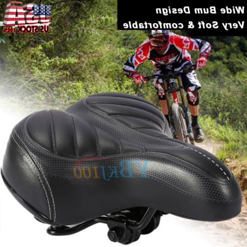 RockBros Cycling Bicycle Saddle Seat Soft Comfort Bike Riding Saddle Brown