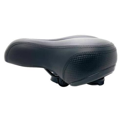 Comfort Big Soft Saddle Bicycle Seat Cushion Pad