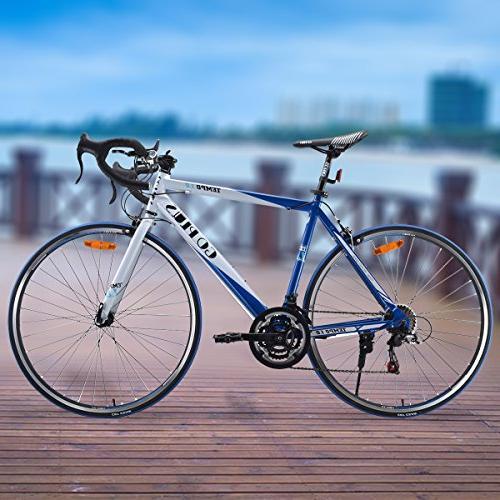 Goplus Commuter Bike Quick 700C Shimano