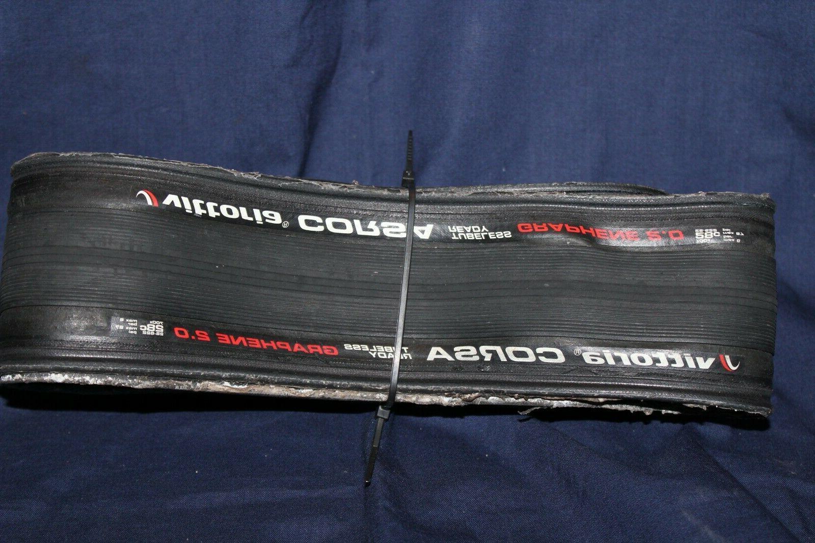 Vittoria Corsa Tubless Ready Control Graphine 2.0, 700 x 25