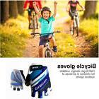 Cycling Bike Gloves Kids Boy Girl Pad Youth Junior Road Moun