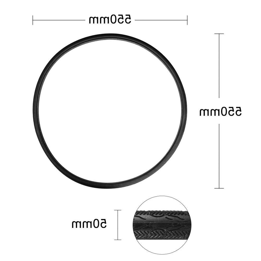 Cycling <font><b>Solid</b></font> 700C 23C Fixed Free <font><b>Tires</b></font> for <font><b>Bike</b></font> <font><b>Tires</b></font>
