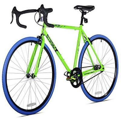 ❤ Cycling Takara Kabuto Single Speed Road Bike 58Cm/Large
