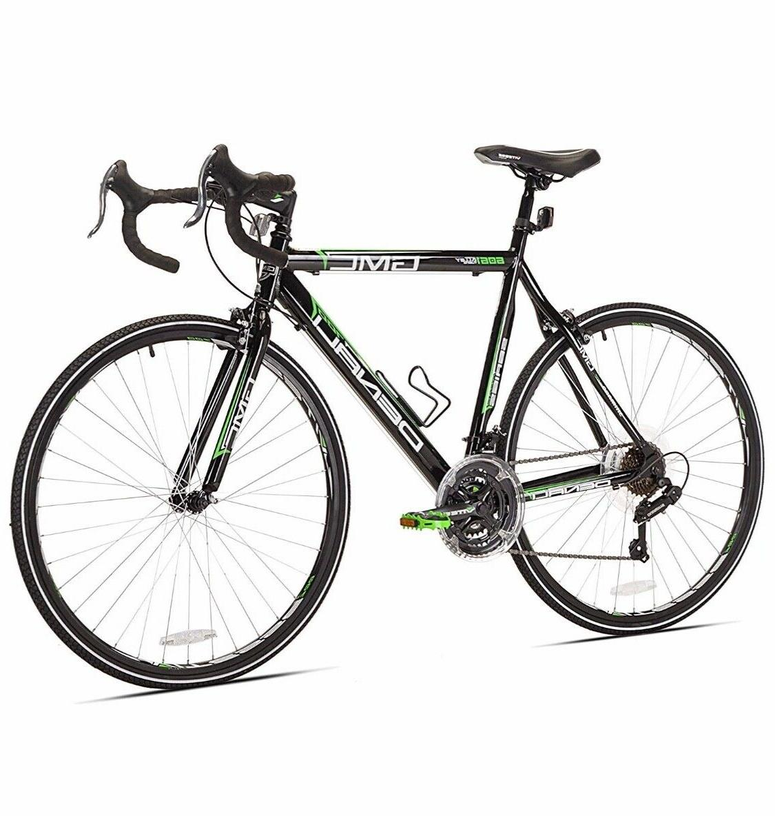 denali 20 mens road bike 700c small