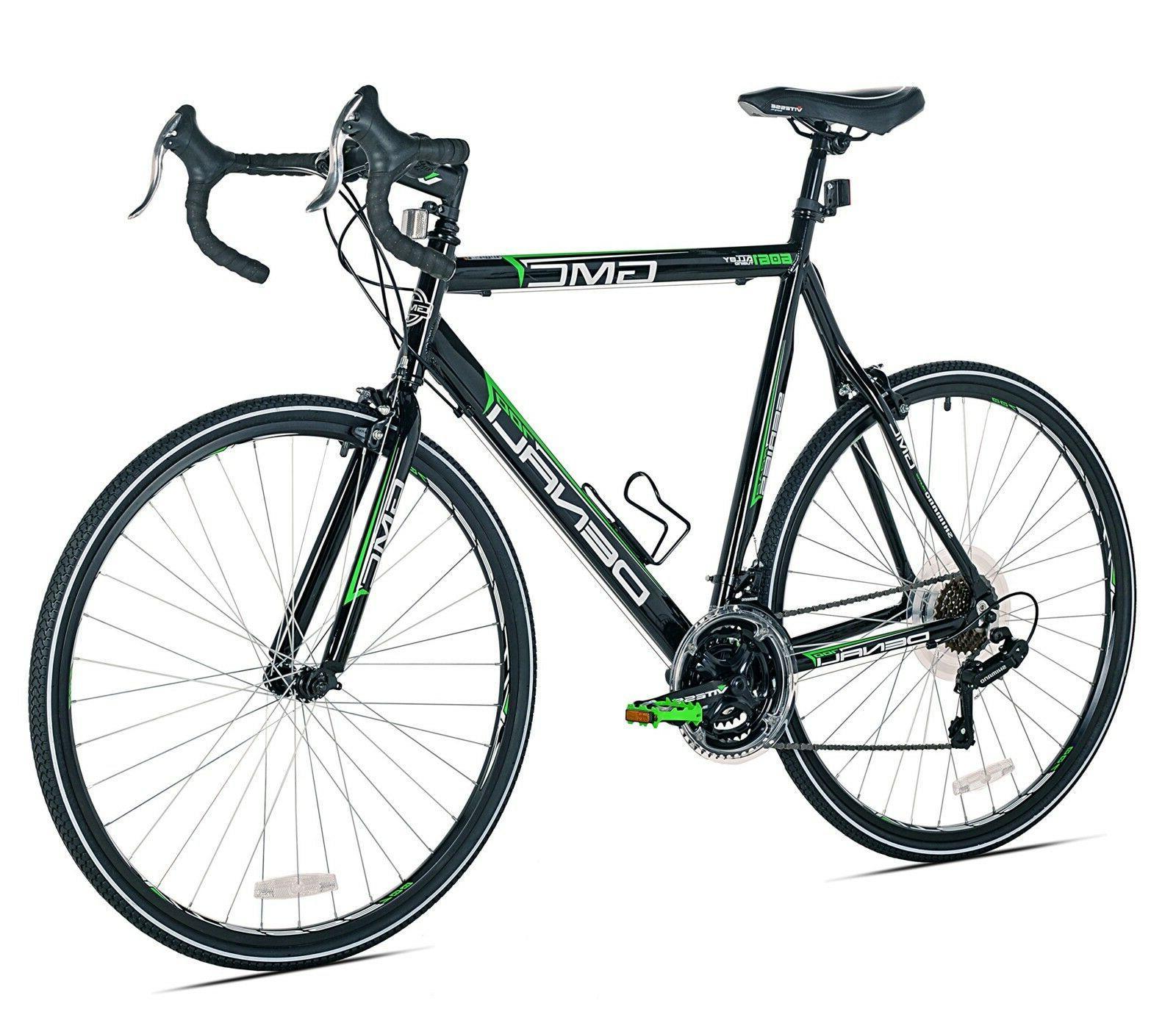 GMC Bike, Black/Green, Performance
