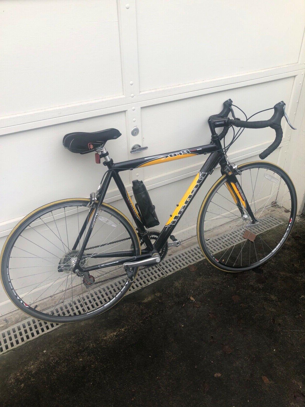 GMC Denali Bike Black/Yellow
