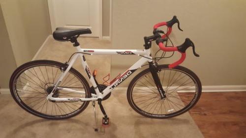 denali road bike 21 speed 22 5