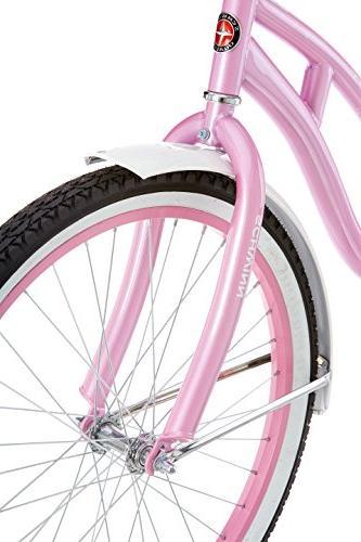 Schwinn Cruiser Bicycle,Pink