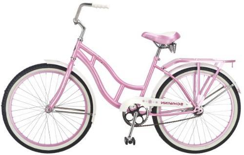 Schwinn 24-Inch Bicycle,Pink