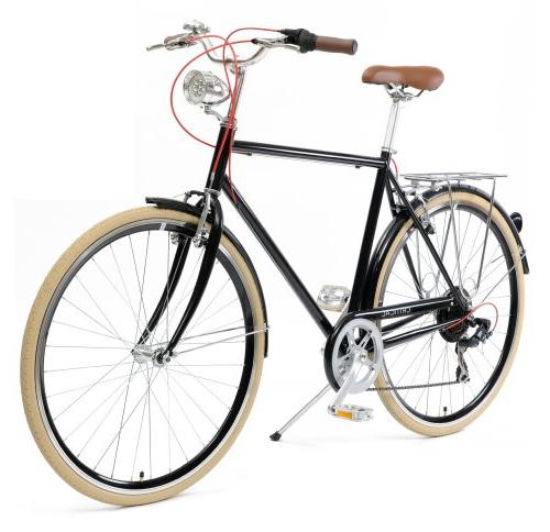 Critical 7-Speed Commuter Road Bicycle, Small/50cm