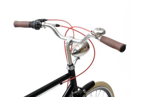 Critical Cycles Diamond Frame Commuter Road Black, Small/50cm