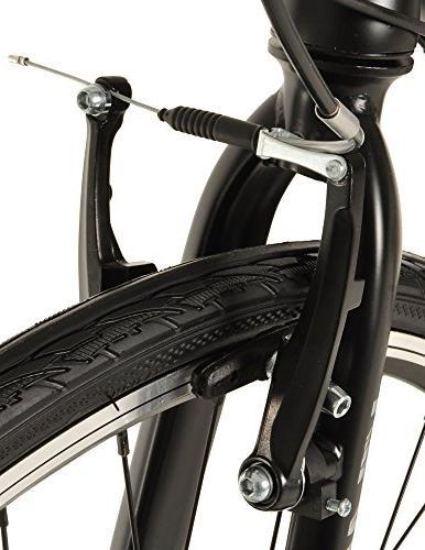 Vilano Hybrid Bike 21 Shimano Road