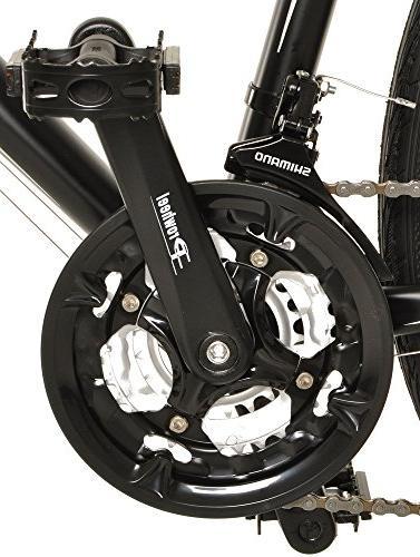 Vilano Hybrid Bike 21 Shimano Bike