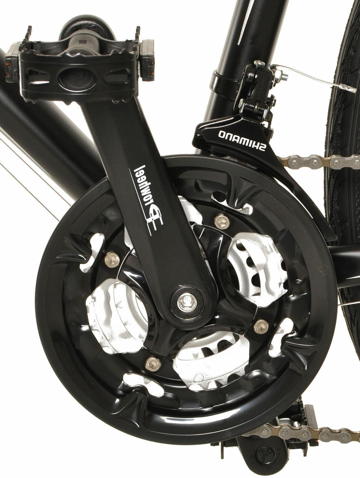 Vilano Diverse Hybrid Bike 21 Shimano Road 700c