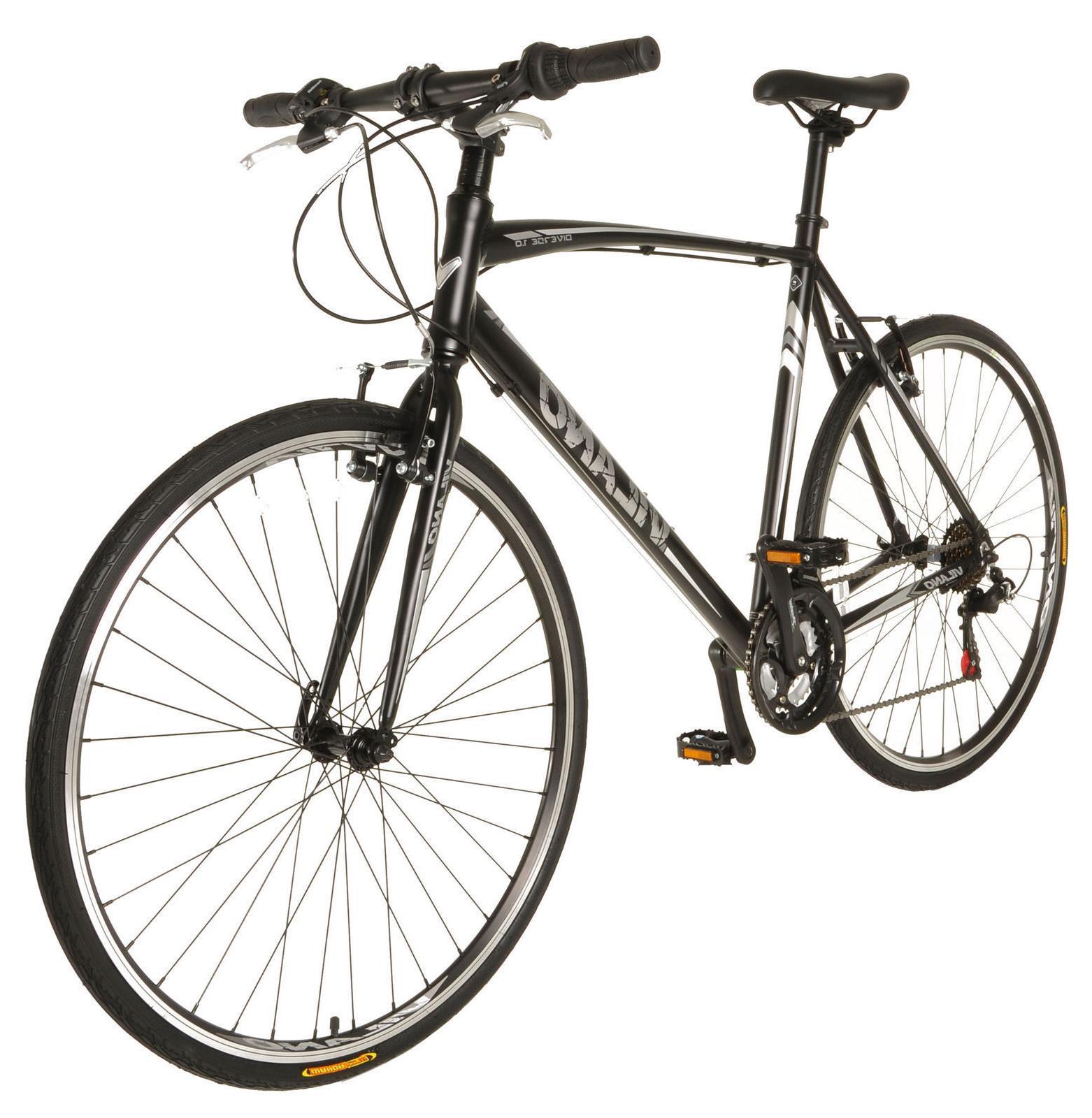 diverse 1 0 performance hybrid bike 21