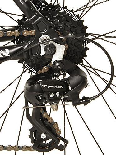 Vilano Diverse 2.0 Performance Hybrid Bike Shimano