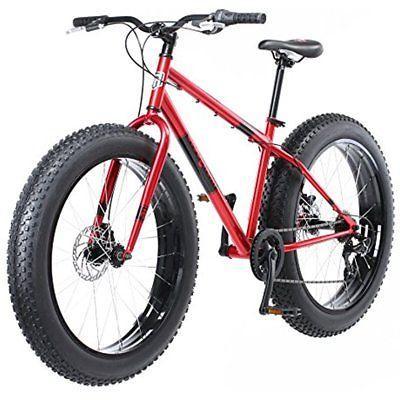 Mongoose Wheel Fat Red, Frame