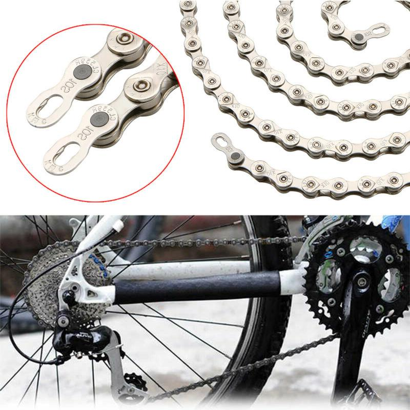 durable 10 speed 116 links bicycle chain