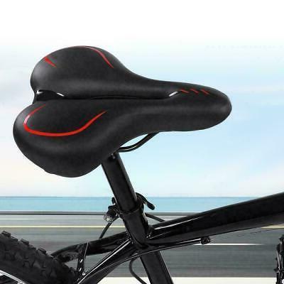 Ultralight Bicycle Road Bike Shock Seat Saddle NEW
