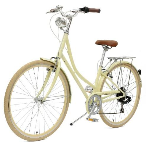 Critical Style Step-Thru Urban Commuter Road Cream,