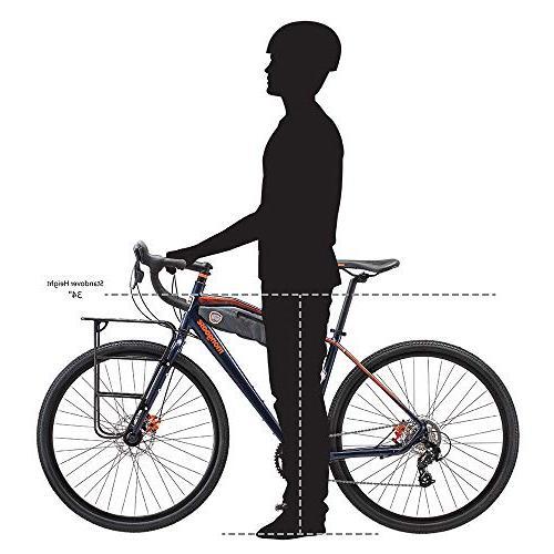 Mongoose Men's Bike Blue, 54cm size