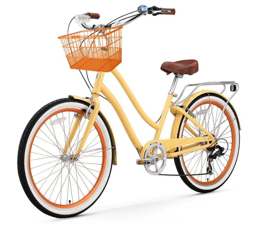 evryjourney through hybrid cruiser bicycle