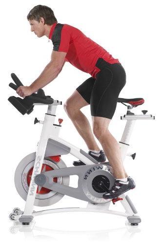 Schwinn Fitness AC PLUS with CARBON Belt Drive Cycling Bike