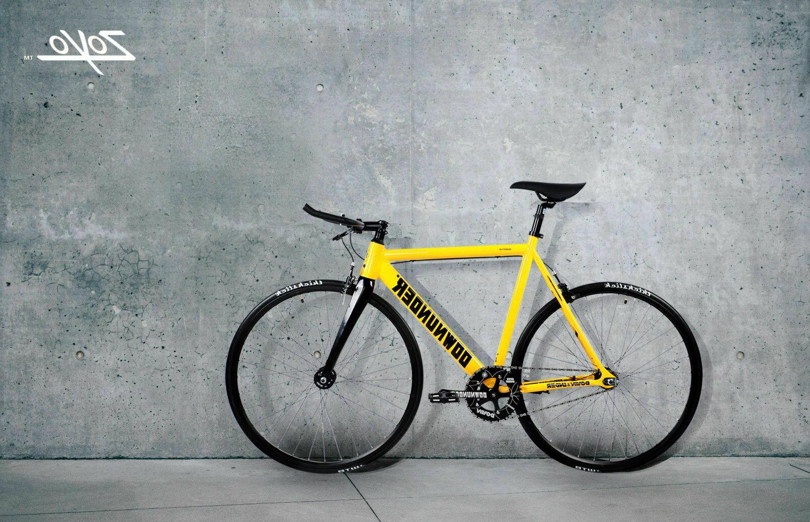 700C Road Fixed Gear Bike Single Speed Fork
