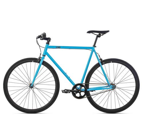 fixed gear single speed iris urban fixie