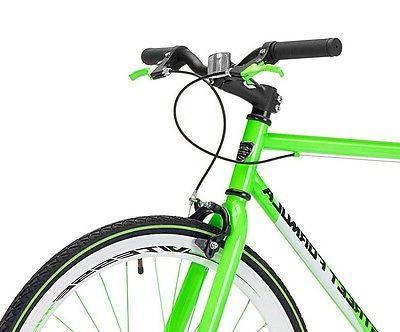 KENT FIXIE BIKE 700C Green Flip Hub City Bicycle