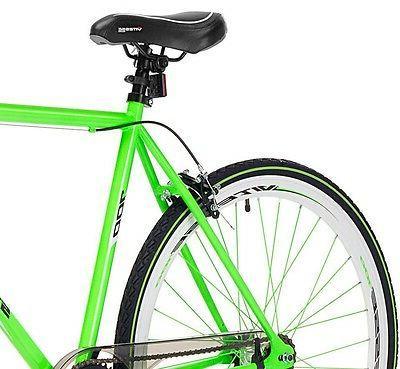KENT FIXIE BIKE Green Hub Bicycle