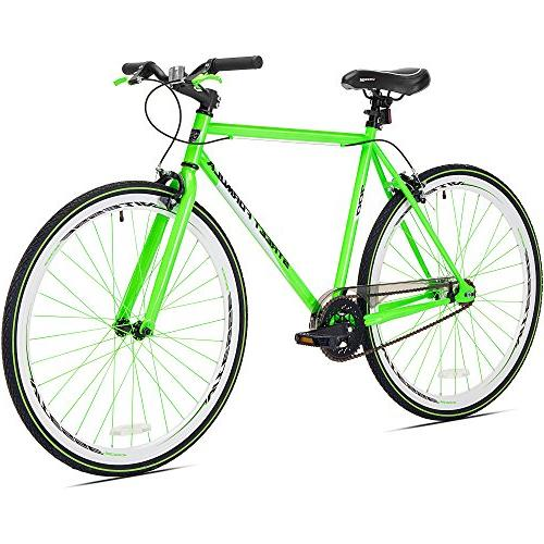 KENT FIXIE BIKE 700C  Green Men's Flip Flop Hub Cruiser Ci