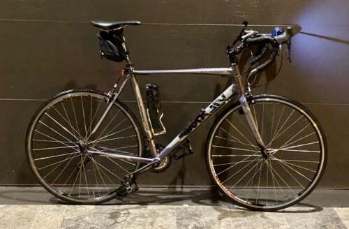 Vilano 2.0 Road Bike with Tiagra STI size
