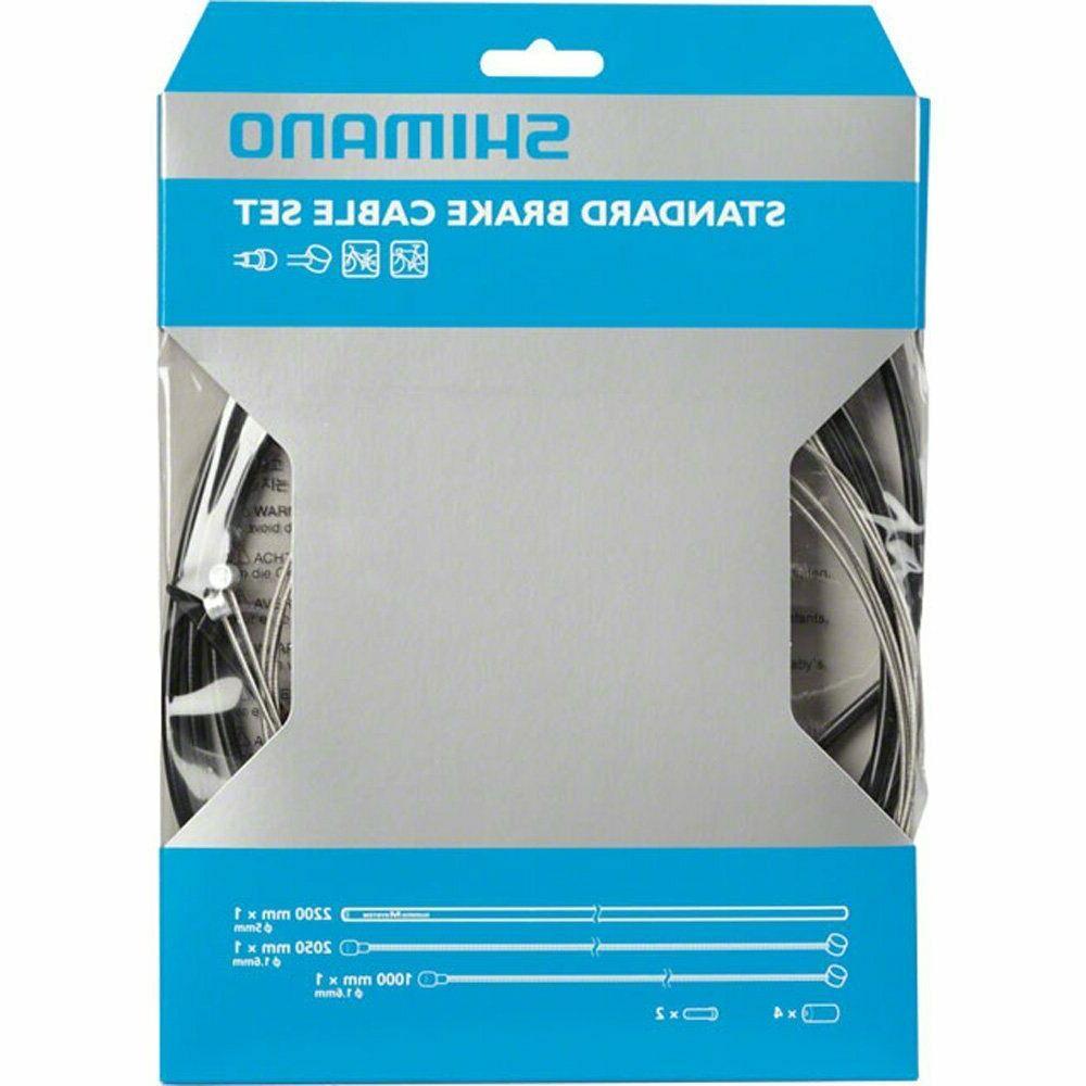 free shipping universal standard brake cable set