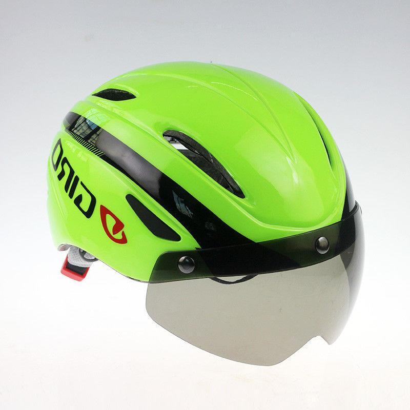 Giro bicycle Road Cycling MTB Bike goggles Helmet size L