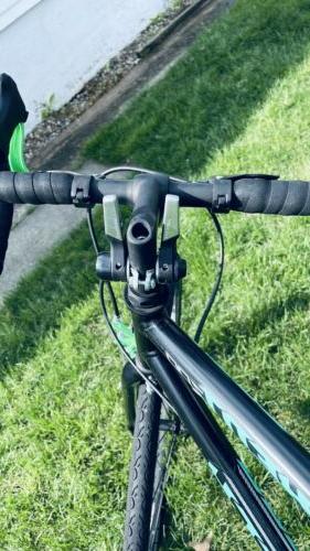 Kent GS52714 700c Road Tech Bicycle Green/Black