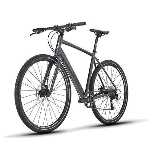 Diamondback Haanjo Gravel Road Bike, Silver, Silver, 53cm/Medium