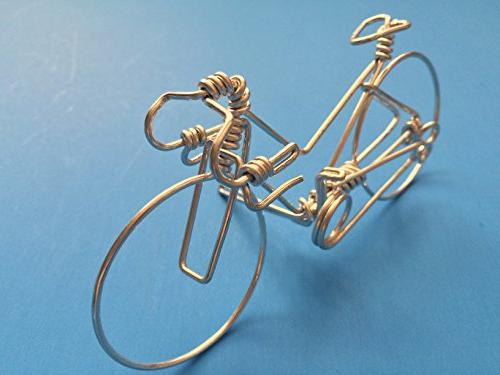 Handcrafted Men & Road Small ~ Unique Gifts Cyclists as ~ Whole No Break