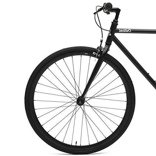 Critical Cycles Bike;