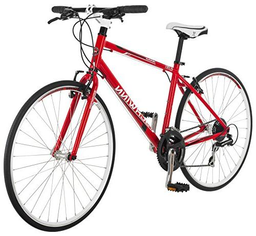 Schwinn Men's Herald Road Bike, Red,