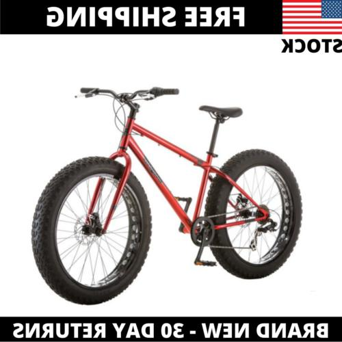 hitch mens all terrain fat tire bike
