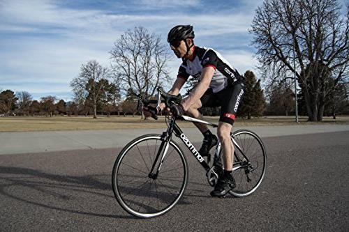Tommaso Imola Endurance Road Bike, R2000, 24 Speeds - Black -