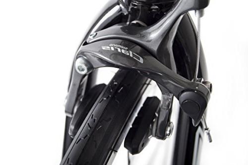 Tommaso Road Bike, R2000, Black -