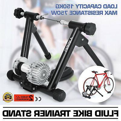 Indoor Mountain/Road Bike Fluid Resistance Trainer Exercise