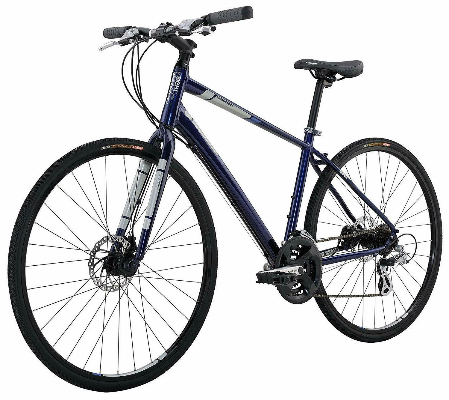 insight 2 complete hybrid bike